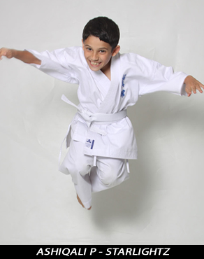 Ashiqali P           31.01.2008   does karate, fencing, figure ice skating, soccer, Chinese and Arabic. Speaks English and Russian